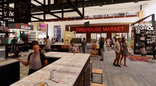 A group of business and community leaders hope to transform the Des Moines Social Club into a year-round public market.