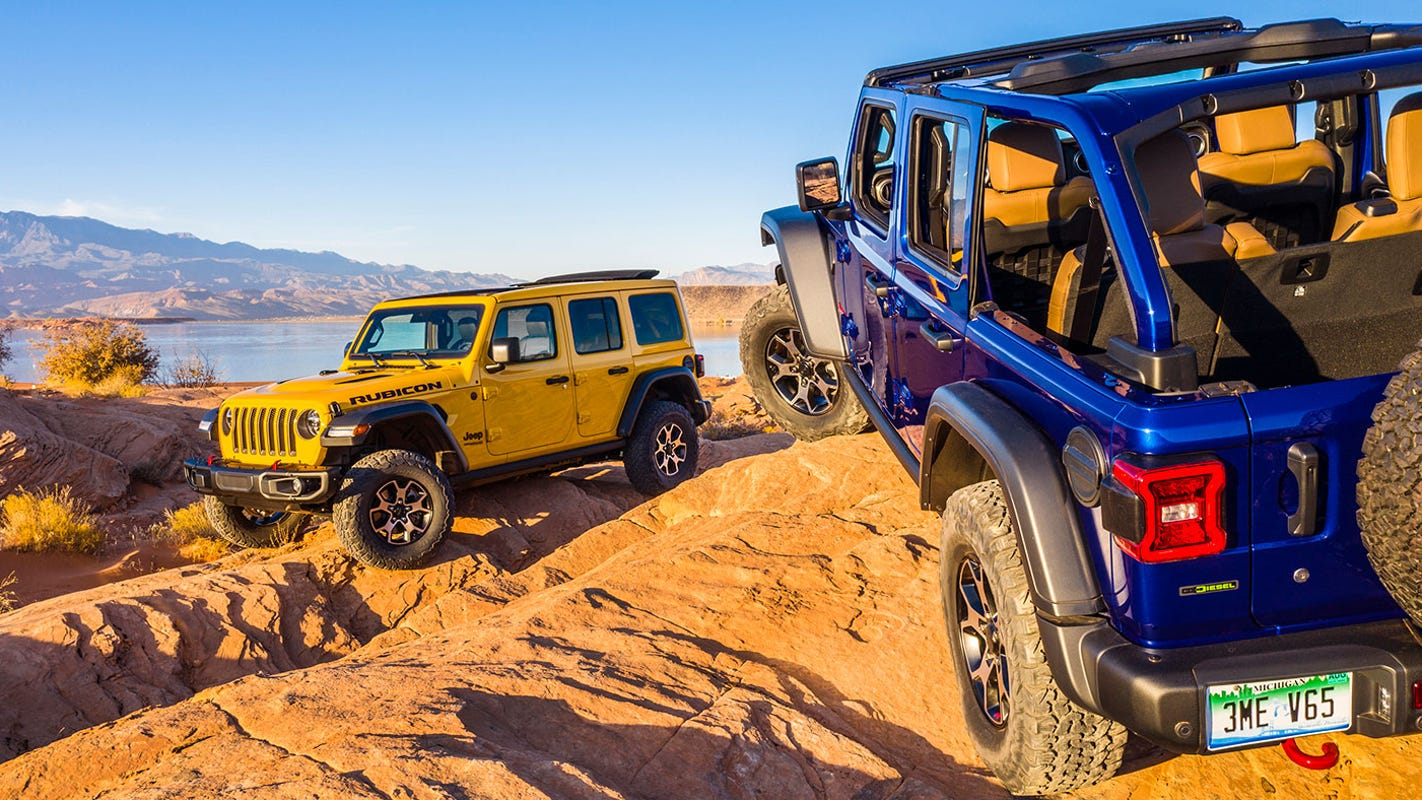 Jeep Wrangler Diesel >> 2020 Jeep Wrangler Ecodiesel Rules On And Off Road