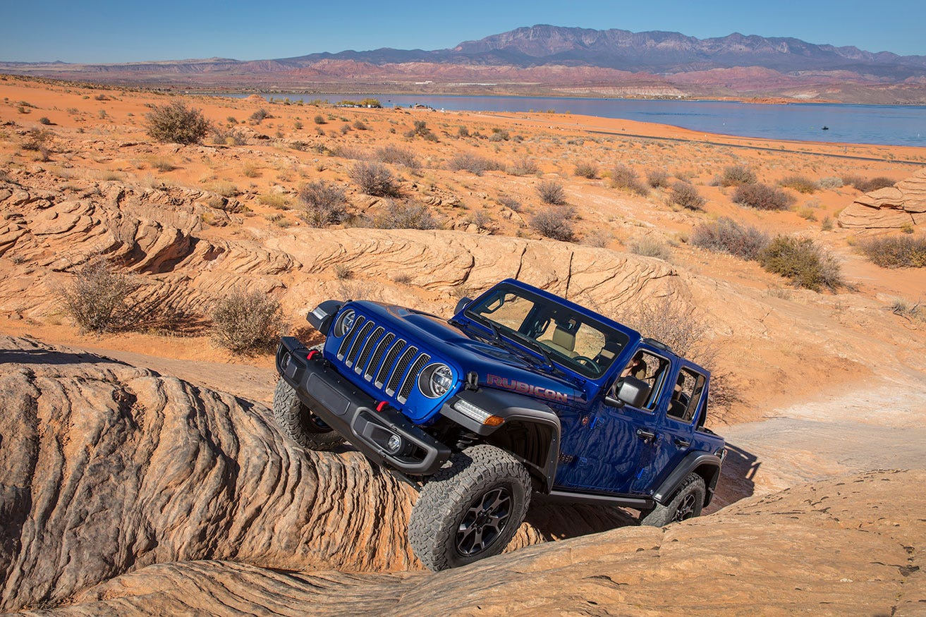 Jeep Wrangler finally has a diesel engine: Here's what's great about it
