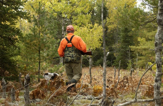 In 2018, about $61 million from hunting and fishing license sales went toward sustaining fish and wildlife in Michigan, and another $35 million was raised for that purpose through federal surcharges on purchases of hunting and fishing equipment.
