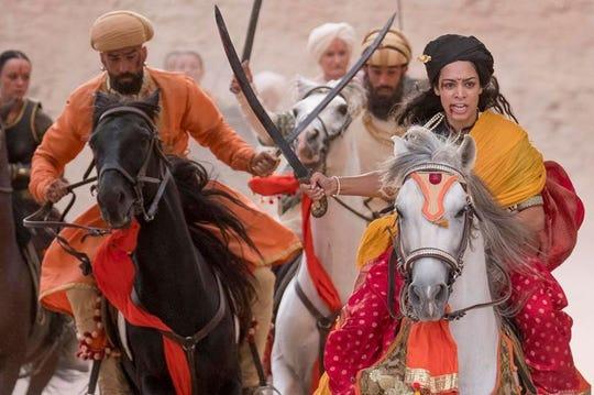 Warrior Queen of Jhansi