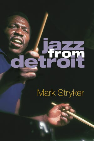 "Author Mark Stryker will speak about his new ""Jazz from Detroit"" Sunday at the Detroit Public Library Main Branch."