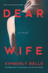 """Dear Wife"" is a new novel from Kingsport native Kimberly Belle."