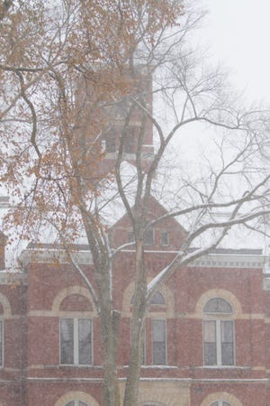 The Village of Pinckney will be under a snow emergency starting at late Tuesday, according to the Pinckney Police Department.