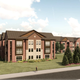 United Financial Group would operate 300 to 355 senior housing units under a development proposal at the northwest corner of Port Washington and Highland roads.