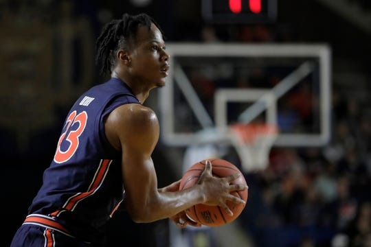 Auburn Basketball Isaac Okoro Is Living Up To The Hype