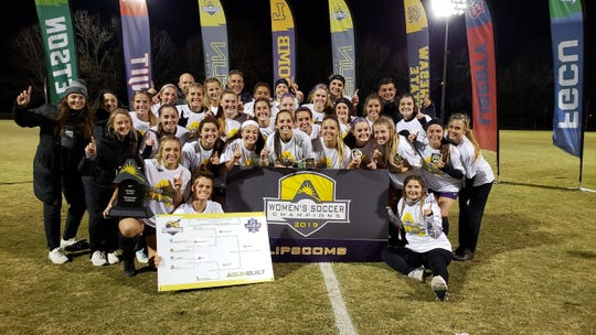 Lipscomb defeated Kennesaw State in the Atlantic Sun championship to earn its second straight berth in the NCAA Tournament.
