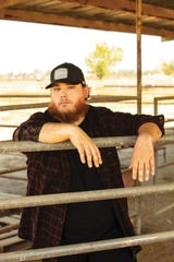 "Luke Combs released his second full studio album, ""What You See Is What You Get,"" on Nov. 8."