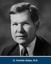 Dr. G. Franklin Gabe