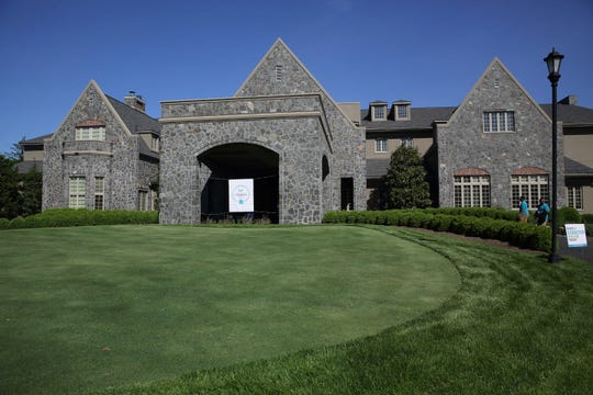 The Alpine Country Club hosted the Chris Canty Foundation Champions Golf Classic in May 2018.