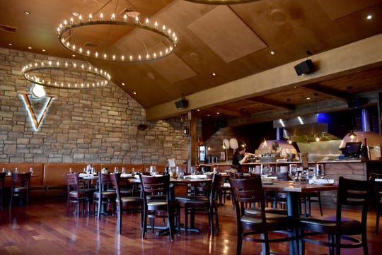 Vesta Wood Fired Pizza & Bar in East Rutherford.