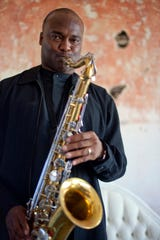 James Carter is part of a three-artist lineup from Blue Note Records performing Nov. 15 at the Farmington Civic Center.