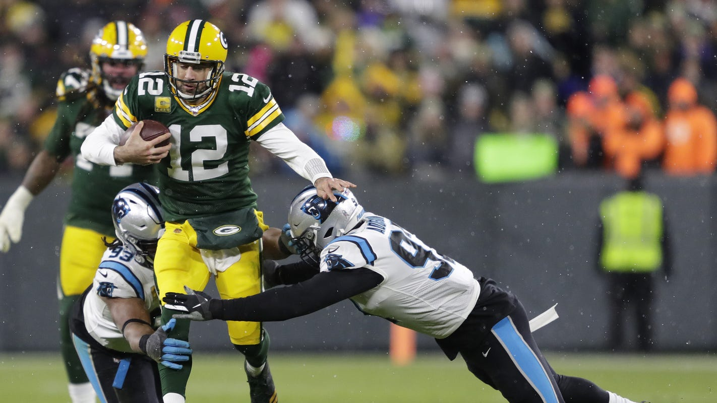 Packers Morning Buzz: How Aaron Rodgers foiled Panthers' plans
