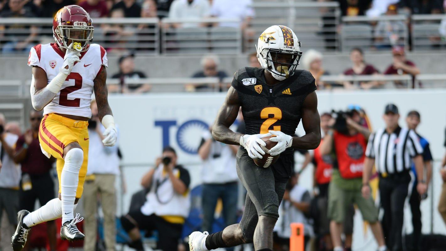 Live updates: ASU football looks to break losing streak at Oregon State