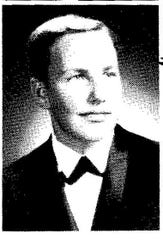 Capt. Edward J. Cruice III, as pictured in our high school yearbook.