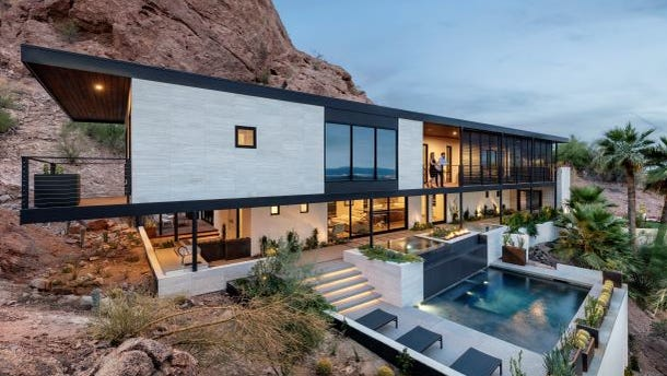 Hgtv Honors The Ranch Mine For Camelback Mountain Home Renovation