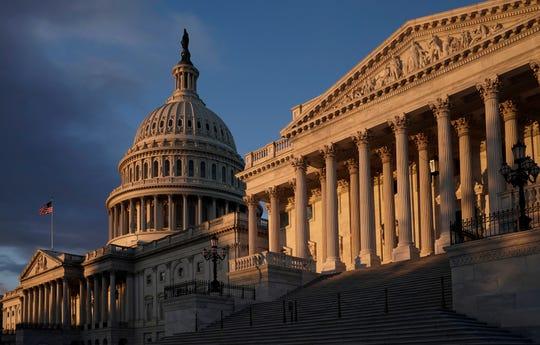 Mucha actividad se espera en el Capitolio, en Washington, con las audiencias de juicio político.