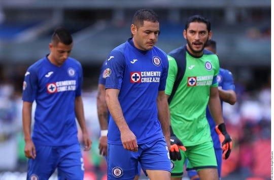 Cruz Azul quedó eliminado de cualquier posibilidad de avanzar a la Liguilla.