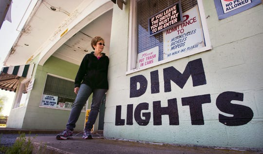 Vickie Hardy said in May 2013, that they run a pretty lean business at the 60-year -old Haar's Drive-In near Dillsburg. That year would be the last season film would be available making the theater's 40-year-old film projector obsolete.