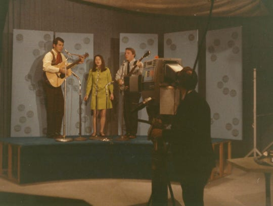 "Dennis Johnson's band, The New Spirit Singers, performed regularly on the ""The World Around Us"" television show in Philadelphia."