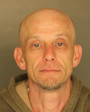 John Cullison, arrested for robbery, theft, simple assault, harassment and public drunkenness.