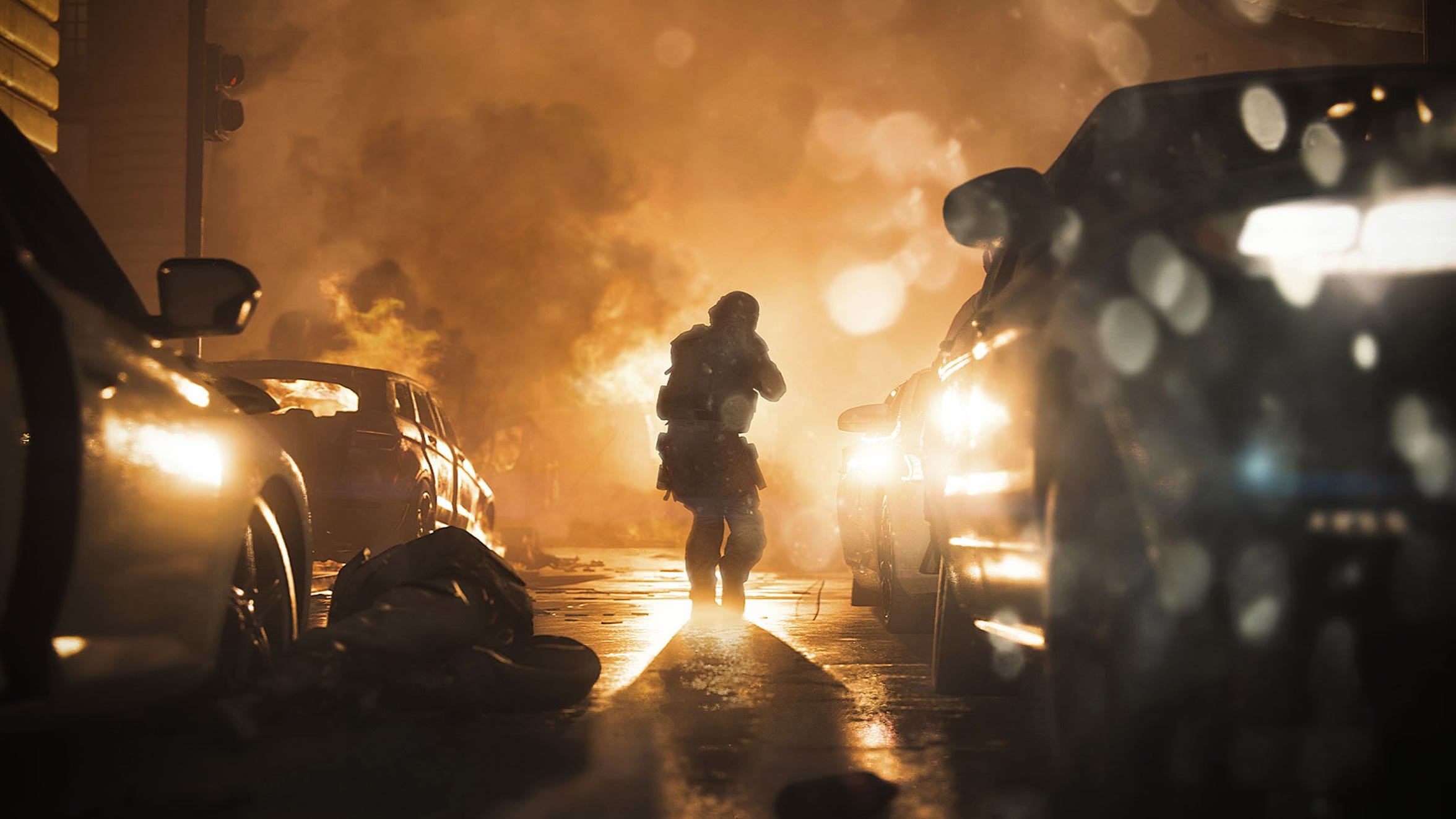 Call of Duty: Modern Warfare for PC, PS4 and Xbox One.