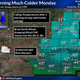 Freezing Veterans Day in San Angelo followed by 10 a.m. cold front, here's what to expect