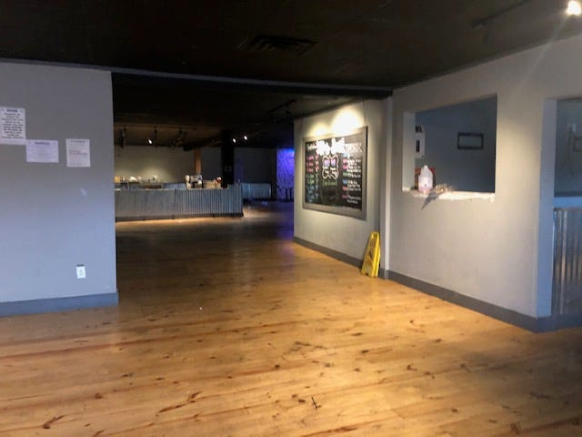 The Boat restaurant that was located at 2715 Sherwood Way is now empty after closing on Nov. 10.