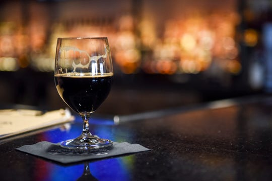 JJ's Wine, Spirts and Cigars houses a bar offering a variety of alcoholic beverages on Friday, Nov. 8, 2019 in Sioux Falls.
