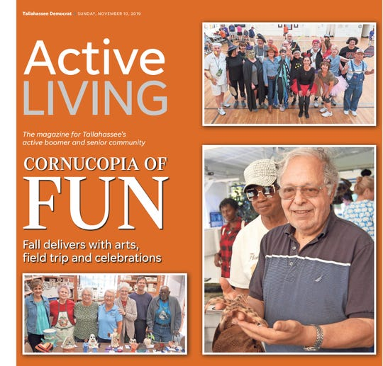 Active Living Magazine, November 2019
