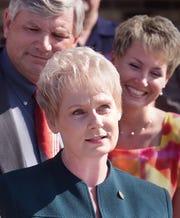 Bev Kilmer in 2003.