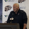 UTEP coach Dana Dimel discusses his football team's progress at Monday's press conference