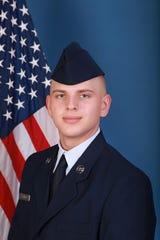 U.S. Air ForceAirman Vincent A. Ermilio