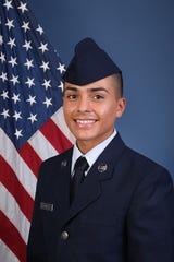 U.S. Air ForceAirman Erik N. Espinosa