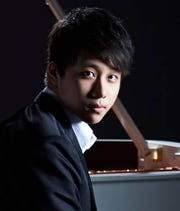 Steven Lin, a favorite soloist with the Sequoia Symphony.