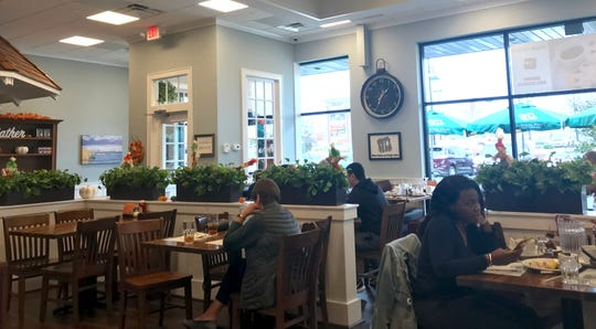Turning Point, a breakfast-centric restaurant near the Christiana Mall, is open daily from 7:30 a.m. to 3 p.m.