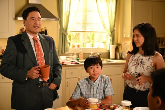 """Fresh Off the Boat"" with Randall Park, Ian Chen and Constance Wu"