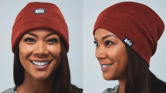 This unisex beanie comes in eight colors, perfect for anyone on your list.