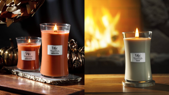 Your house has never smelled (or sounded) so good.