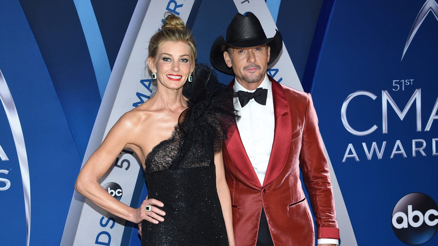 Tim McGraw reveals his sweet gift to wife Faith Hill on their 23rd anniversary