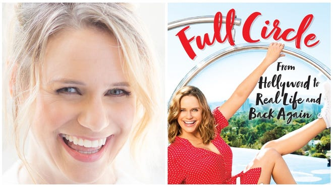 """Andrea Barber, who plays Kimmy Gilbbler on """"Fuller House,"""" has become an advocate for speaking out about anxiety and depression. She details her bout with postpartum depression after the birth of her two children in her memoir """"Full Circle."""""""