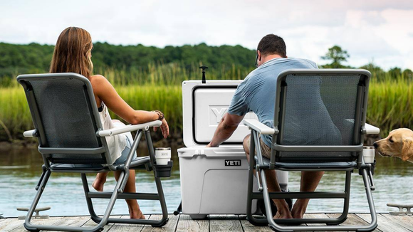 The Yeti cooler is a great gift for those who go on outdoor adventures.