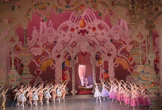 "New York City Ballet's ""George Balanchine's The Nutcracker"" in 2018."