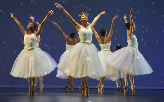 "The Brooklyn Ballet dances  ""The Nutcracker."""
