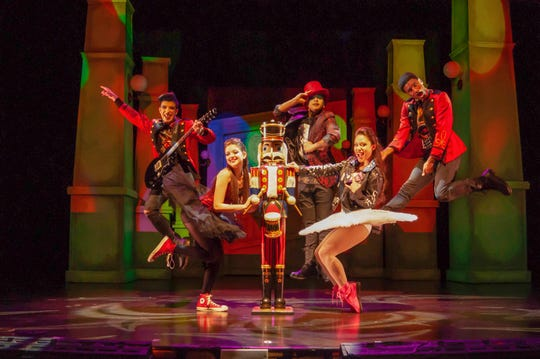 """The Nutcracker Rocks,"" at Axelrod Performing Arts Center"