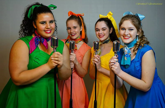 "Seton Catholic Central High School's music program will present ""The Marvelous Wonderettes"" at the Cider Mill Stage in Endicott this weekend."