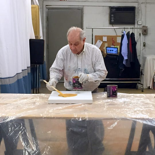 "After a long career as the principal clarinet player for the Cincinnati Symphony Orchestra, Dick Waller committed himself to painting and, eventually, to opening Dick Waller's ArtSpace on West Court Street in downtown Cincinnati. The gallery's newest show is ""Lucky Man 90: A Retrospective Celebration,"" with a 1-3 p.m. opening on Nov. 16 to celebrate Waller's 90th birthday."