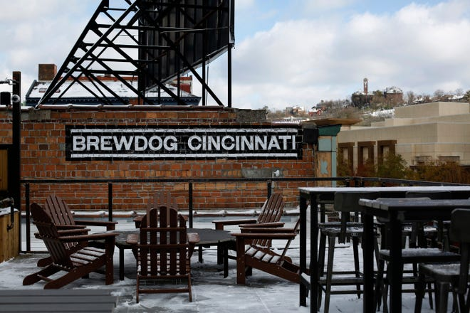 BrewDog Brewery in the Pendleton neighborhood of Cincinnati has closed indefinitely until current COVID-19 trends improve.