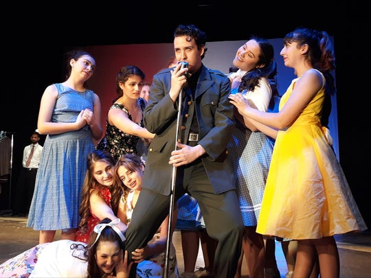 """Bye Bye Birdie will be presented Fridays through Sundays, through Sunday, Nov. 24, at East Brunswick's Playhouse 22."