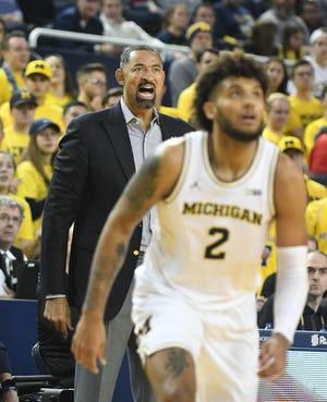 Michigan head coach Juwan Howard has two commits in his 2020 recruiting class.